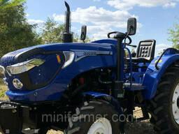 Трактор Орион RF 404 с реверсом