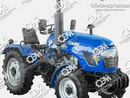 Трактор T244 (24 л. с. , 3 цилиндра, KM385, КПП (3 1)х2)