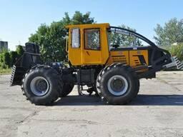 Трактор трелёвочный