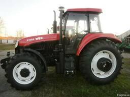 Трактор YTO X-1304 - лучший среди достойных!