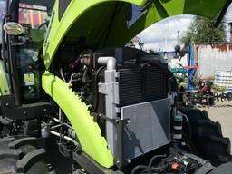 Трактор Zomlion RH1104/Трактор Зоомлион 1104 с кондиционеро