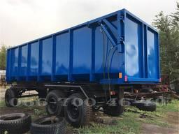 Прицеп тракторный 3ПТС-20 (тракторний причєп 3ПТС-12)