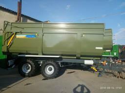 Тракторный сдвижной прицеп ТСП-26 грузоподъемность 20т. ..