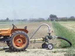 Тракторные насосы для полива.
