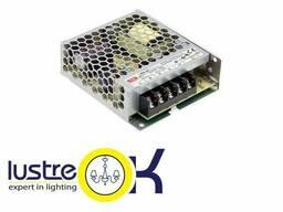 Трансформатор для светодиодных лент Mean Well LRS-50-12
