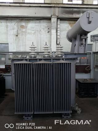 Трансформатор масляный силовой ТМ 1600/35/10,5 У/Д-11