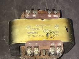 Трансформатор понижающий ОСМ - 0,4 380/24/5-22-110