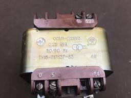 Трансформатор понижающий ОСМ-1 0,25 220/5-24