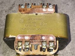 Трансформатор понижающий ОСУ - 0, 4 220/36/5