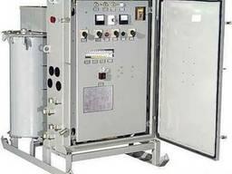 Трансформатор прогрева бетона КТПТО–80–86 У1 (автоматика)