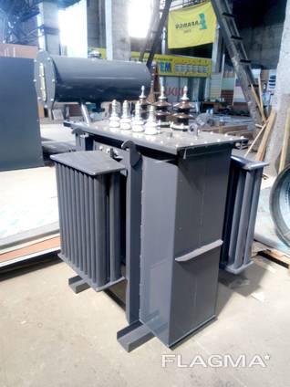 Трансформатор силовой масляный ТМ 250/10(6)-0,4кВ