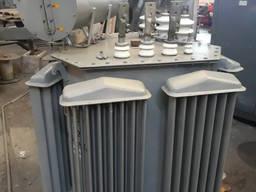 Трансформатор силовой масляный ТМ-630/6 кВ