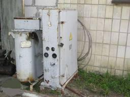 Трансформатор-станция прогрева бетона ТМТО-63/80 ква