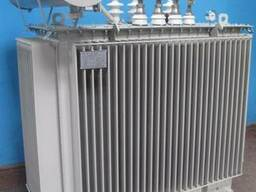 Трансформатор ТМ-1000/10У1 10/0,4 У/Ун-0 - фото 1