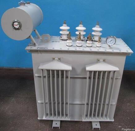 Трансформатор ТМ-250/10У1 10/0,4 У/Ун-0