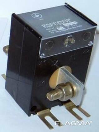 Трансформатор тока Т-0,66А (16лет) ток 600/5 класс. ..