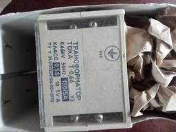 Трансформатор тока Т-0,66 у3 150/5 (класс 0,5S)