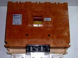 Трансформатор, автоматичний вимикач