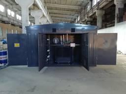Трансформаторная подстанция КТПГС 400/160-0, 4кВ