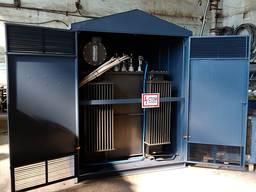 Трансформаторная подстанция КТПк (кабельный ввод)