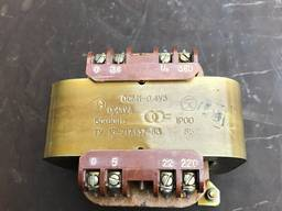 Трансформаторы понижающие ОСМ - 0, 4 380/24/5-22-220