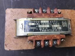Трансформаторы понижающие трехфазные ТСУ-0,1-У3 380/19