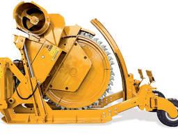 Траншеекопатель навесной на трактор Valentini RA1500