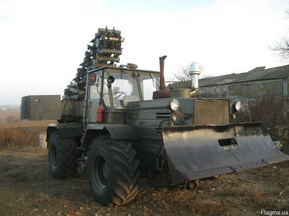 Траншеекопатель ПЗМ-2