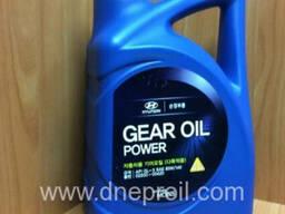 Трансмиссионное масло Hyundai 85W140 GL-5 (02200-00420) 4 л.