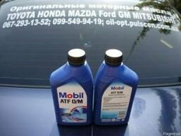 Трансмиссионное масло MOBIL ATF D/M 1Qt. (USA) 946мл