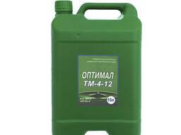 Трансмиссионное масло Optimal 80W-85 10л