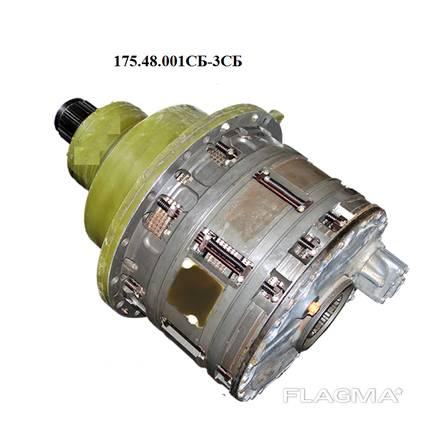 Трансмиссия, бортовая коробка передач бкп, бмп, бтр, т-72