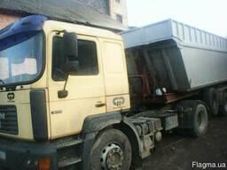 Транспорт доставка грузов