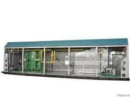 Паровые установки УКМ (пеллета, щепа, 1-3 тонн, пар-вода)