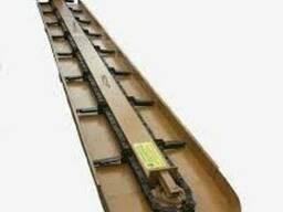 Транспортер (конвейер скребковый) навозоуборочный