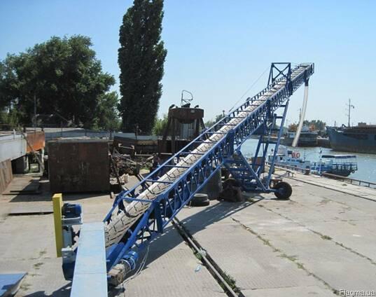 Передвижные транспортеры зерна техническое обслуживание винтового конвейера