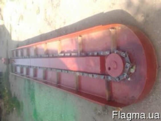 Транспортер навозоудаления тсн2б
