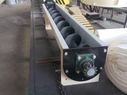 Транспортер (конвейер) шнековый 4м 5м 6м 9м 12м