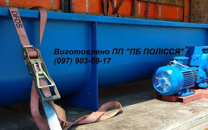 Транспортер скребковий для тирси від виробника