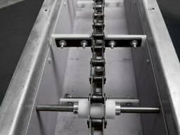Транспортер скребковый ТСЦ-100 Цепной редлер конвеер К4-УТФ-