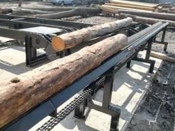 Околостаночное оборудование и механизация лесопильных цехов