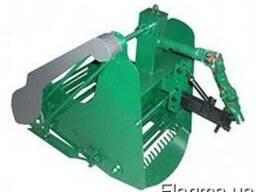Транспортерные картофелекопалки для мотоблоков и минитрактор