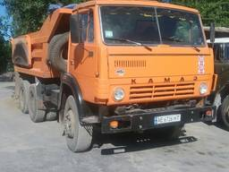 Услуги грузового автотранспорта