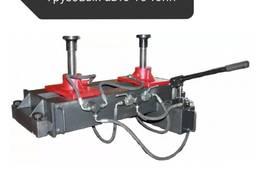 Траверса для грузовых автомобилей 15 т (ручной гидравлический ямный подъёмник)