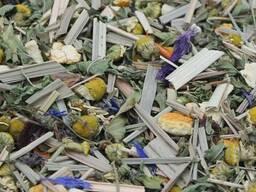 Травяной чай Альпийский луг из шиповника, лимона, ромашки
