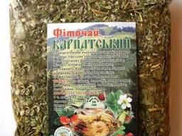 Травяной чай Карпатский
