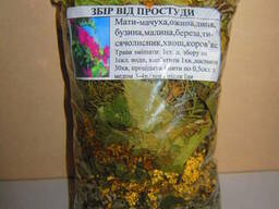 Травяной сбор от простуды