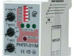 Трехфазное реле напряжения и контроля фаз РНПП-311M. ..