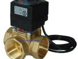 Трехходовой смесительный клапан Barberi (Italy) с электропр.