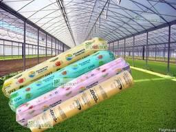 Трехслойная тепличная пленка шириной до 12м от производителя